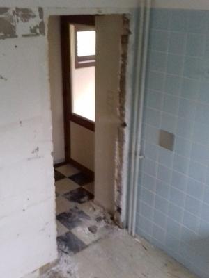 Valor'Immo - SALLE DE BAIN - Création d'une salle de bain et d'un wc - Virton
