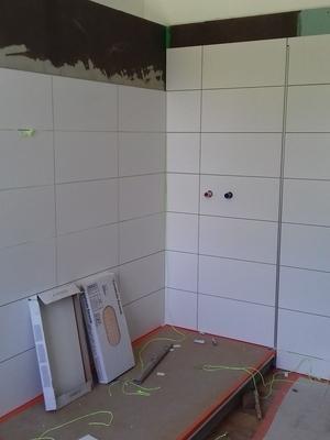 Valor'Immo - SALLE DE BAIN - Création d'une salle de bain - Arlon