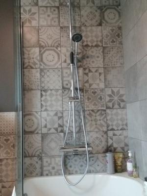 Valor'Immo - SALLE DE BAIN - Création d'une salle de bain - Virton