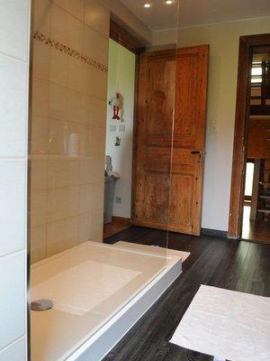 Valor'Immo - Réalisation salle de douche