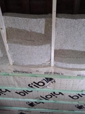 Valor'Immo - Isolation des combles en laine de Chanvre à Gomery
